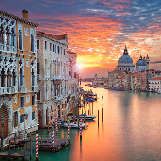 Canal Grande, Venetsia