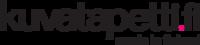 Kuvatapetti, uusi ilme sisustukseen logo